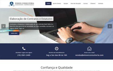 Criação de Sites Advogados