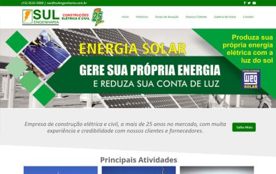 Criação de Sites em Itararé