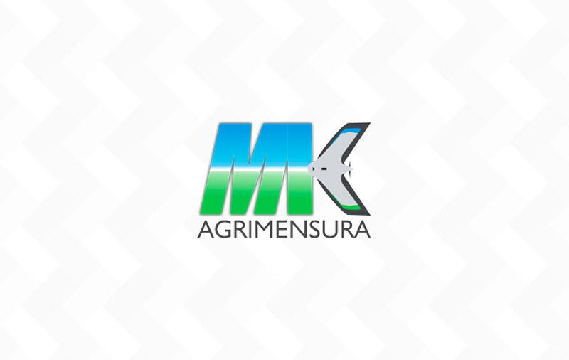 Criação de Logos | MK Agrimensura